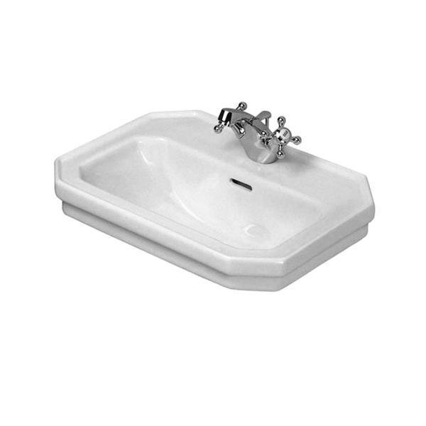 Duravit 1930 Series 078550 500 x 365mm 1 Tap Hole Cloakroom Basin