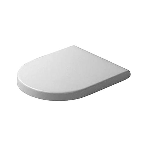 Duravit 006389 Starck 3 Soft Close Toilet Seat White
