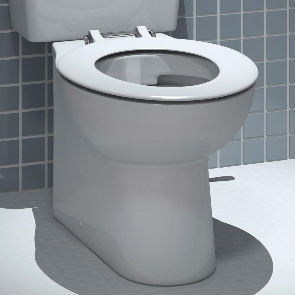Lecico | Atlas | SC35BTWRIM | Toilet Pans