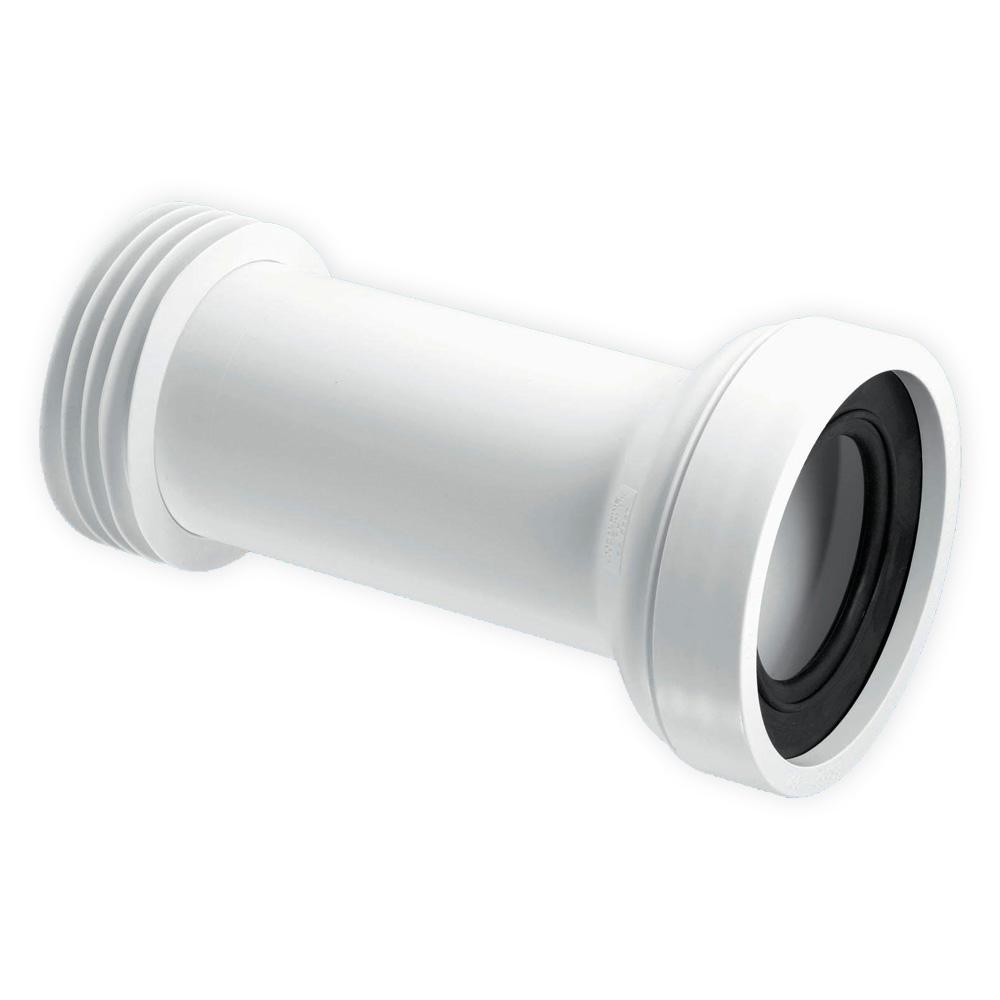 McAlpine   WC-CON2   Straight Adjustable Pan Connector