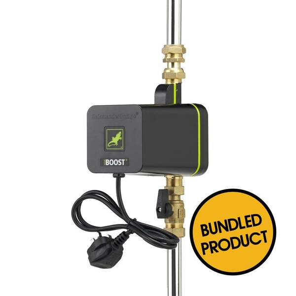 Homeboost and Fittings Kit Bundle