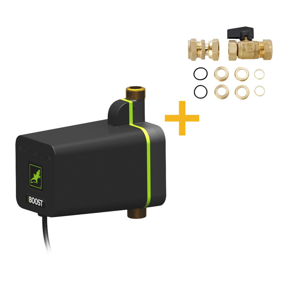 Salamander | Homeboost | With Fittings Kit | Bundle