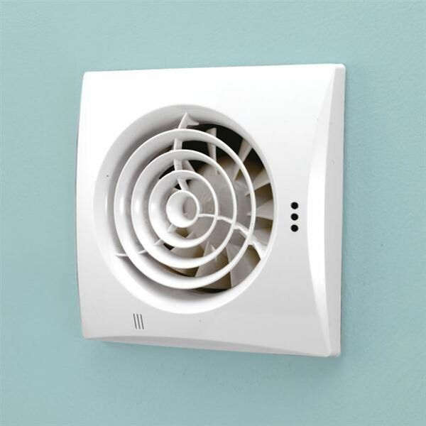 HIB Hush 31600 T H Fan White