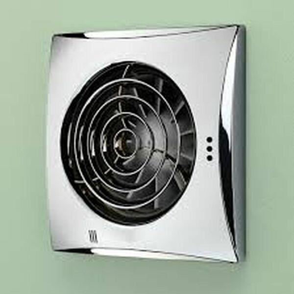 HIB Hush 33100 T Fan Chrome