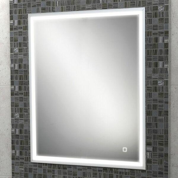 HIB Vanquish 47600 730 x 530mm Recessed Mirrored Cabinet