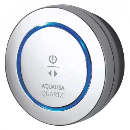 Aqualisa Quartz Digital QZD.B3.DVDS.18 Wired Remote Chrome