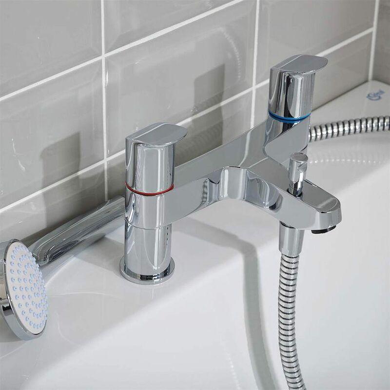 Ideal Standard | Ceraflex | B1823AA | Bath Shower Mixer