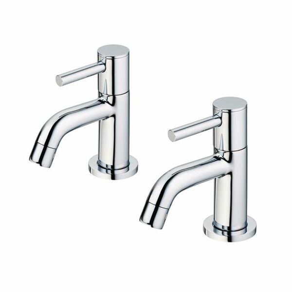 Ideal Standard Ceraline BC184AA Basin Pillar Taps