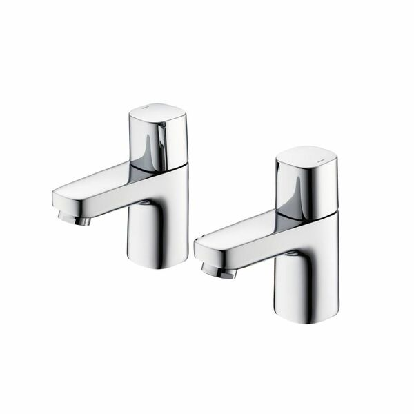 Ideal Standard Tempo B0728AA Basin Pillar Taps