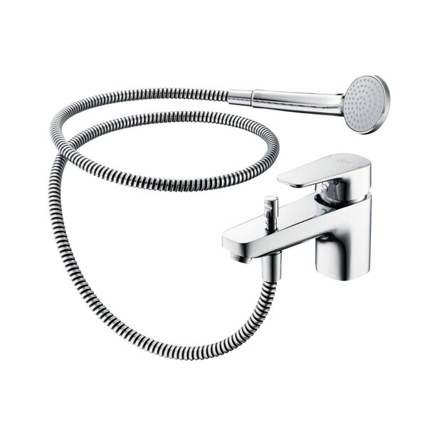 Ideal Standard Tempo B0733AA Bath Shower Mixer With Shower Set