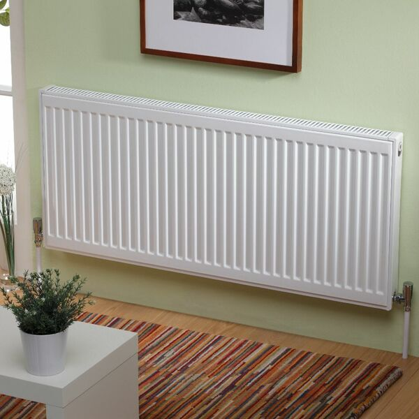Kartell K-Rad S620K Type 11 Kompact 600 x 2000mm Single Panel Convector Radiator