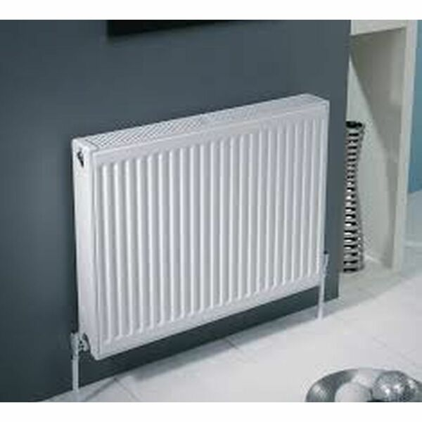 Kartell K-Rad S706K Type 11 Kompact 750 x 600mm Single Panel Convector Radiator