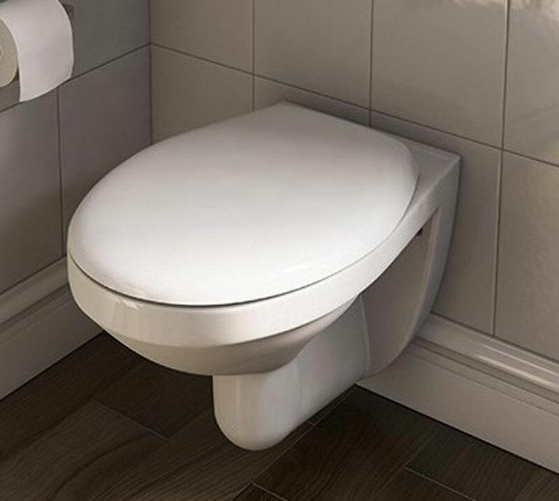 Lecico | Geo | GEOWHWHP | Toilet Pan