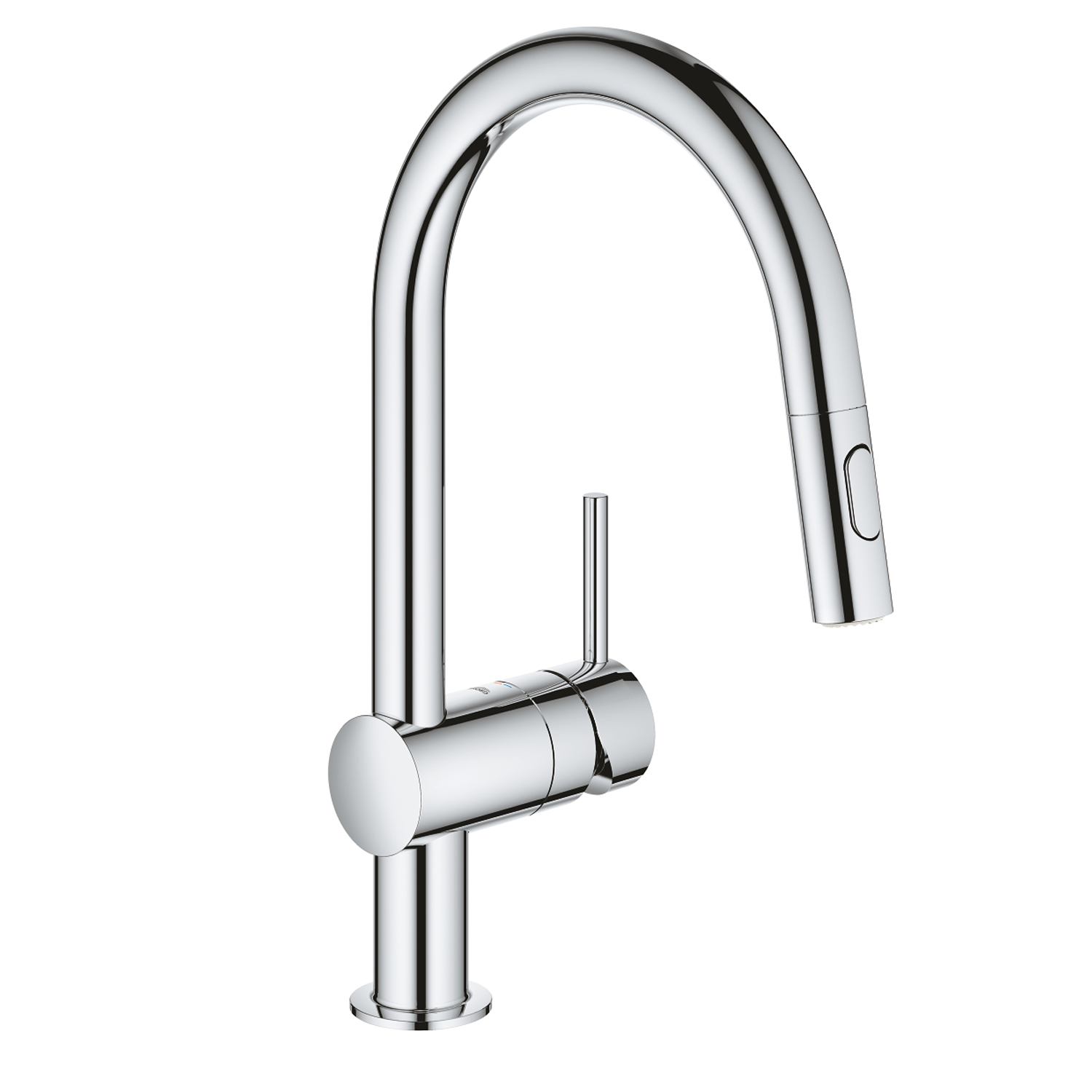 Grohe | Minta | 32321002 | Sink Mixer 1/2 Inch Chrome