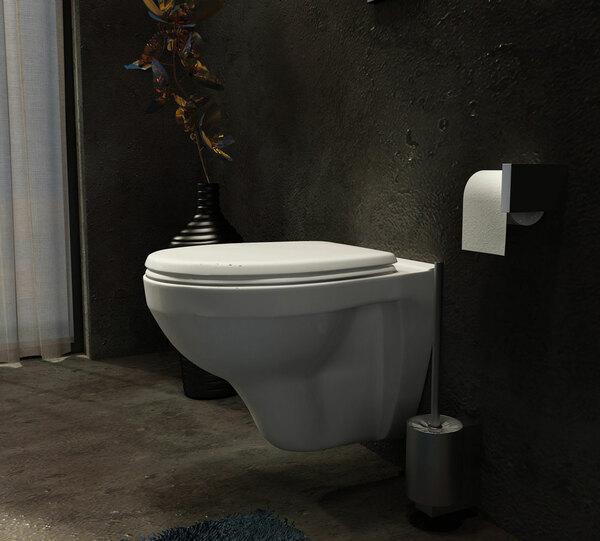 Lecico | Atlas | ASTWHWHP | Toilet Pan | Lifestyle