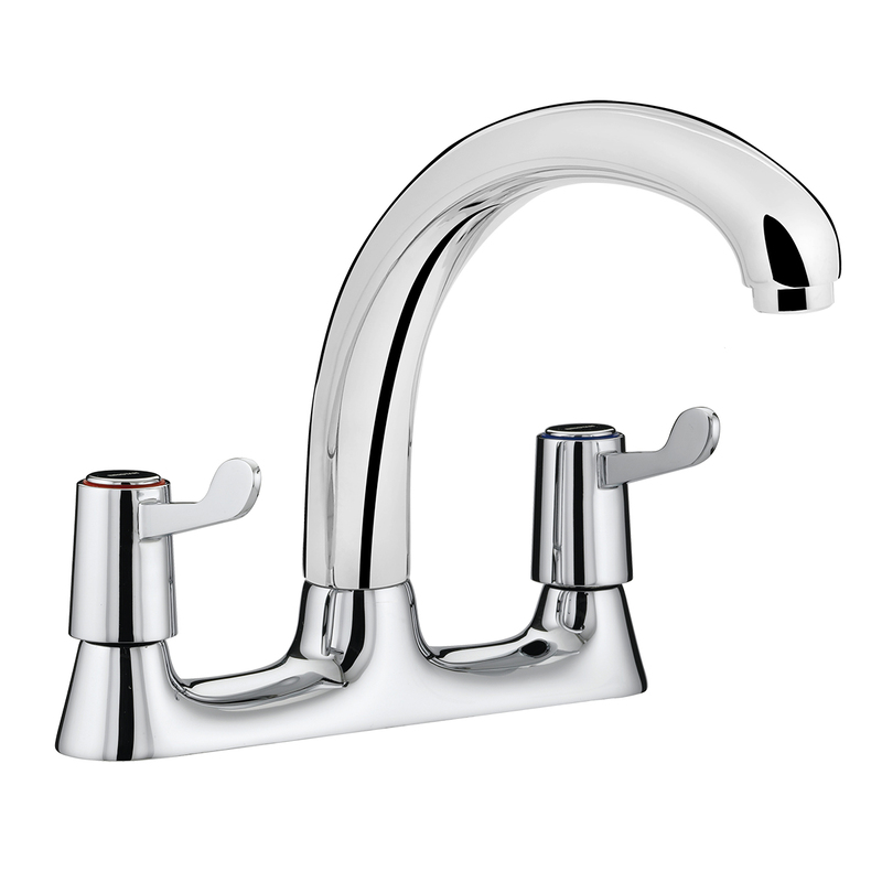 Bristan | Value | VALDSMCCD | Kitchen Sink Mixer