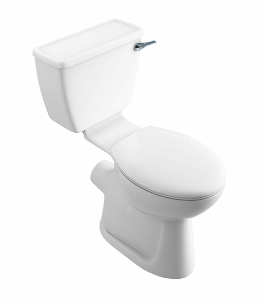 Lecico Atlas COMFASLEVWC Close Coupled Lever Toilet