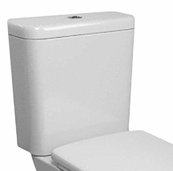 Lecico Atlas SQ2PCI Square Dual Flush Close Coupled Cistern