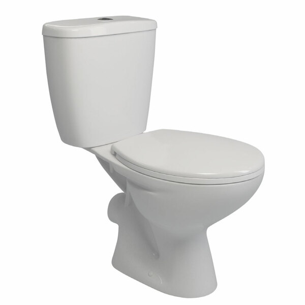 Lecico Atlas ASTPANSET Close Coupled Toilet