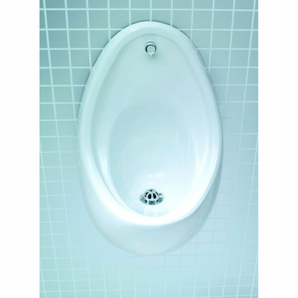 Lecico Atlas UR60SET 600mm Exposed Urinal Boxed Set