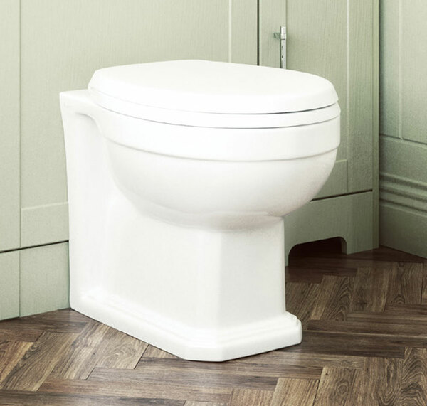 Lecico Classic Series CSBTWSETSC Back to Wall Toilet
