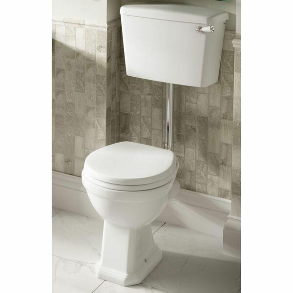Lecico Classic Series CSLLWCSETSC Low Level Toilet