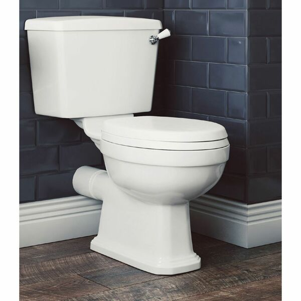 Lecico Classic Series CSWCSETSC Close Coupled Toilet