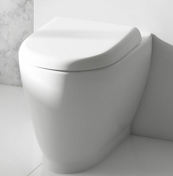 Lecico Design Series 4 DS4BTWPAN Back to Wall Pan
