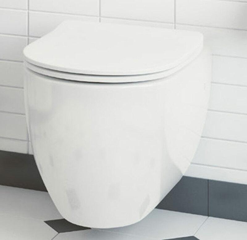 Lecico   Designer Series 4   DS4WHPAN   Toilet Pan