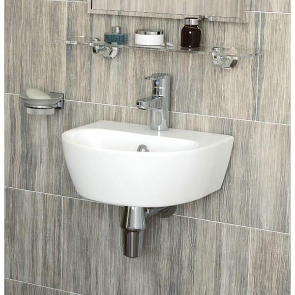 Lecico Designer Series 5 DS535BA1BX 350mm 1 Tap Hole Basin