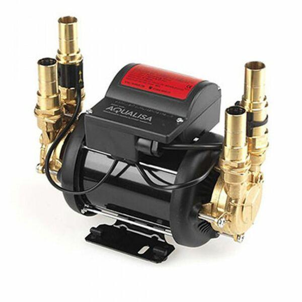 Aqualisa MC0340 Mach 3.4 bar Twin Ended Shower Pump