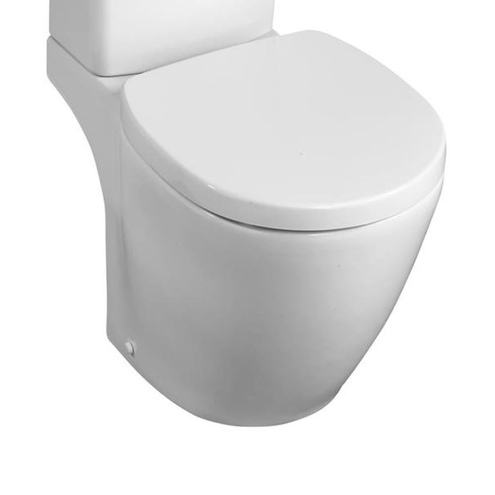 Ideal Standard | Concept Space | E120501 | Compact Toilet Pan