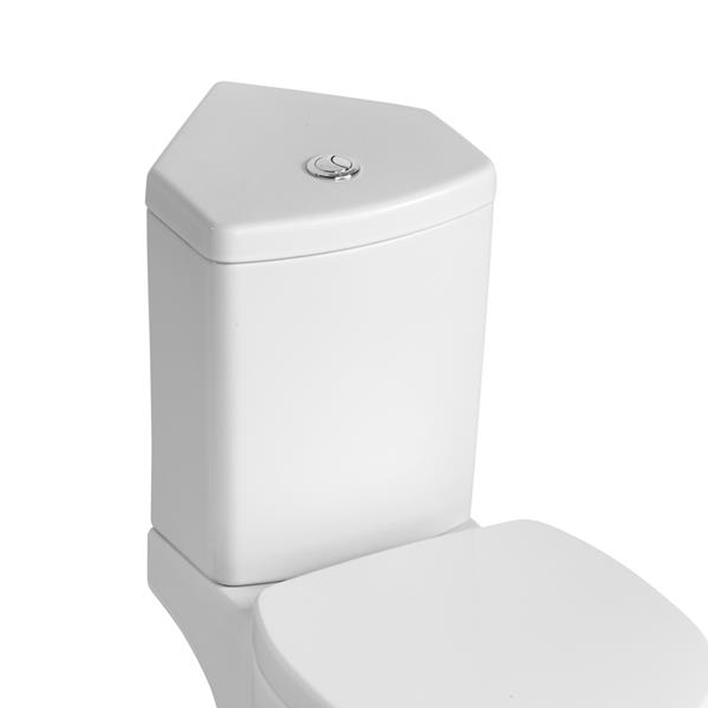 Ideal Standard Concept Space E121201 Close Coupled Cistern Dual 6/4 litre Flush White