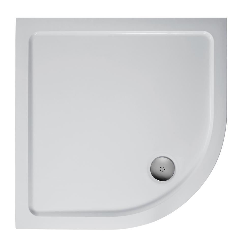 Ideal Standard Simplicity L510001 800mm Quadrant Shower Tray