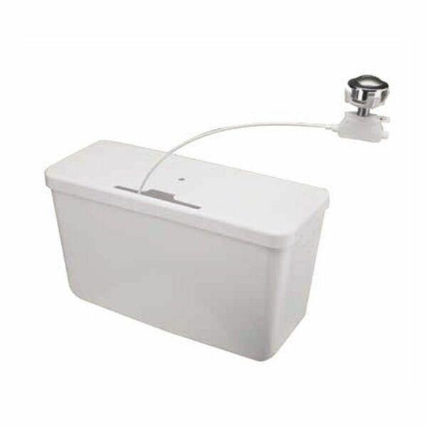 Lecico Atlas BTWPBCI Concealed Dual Flush Cistern Push Button