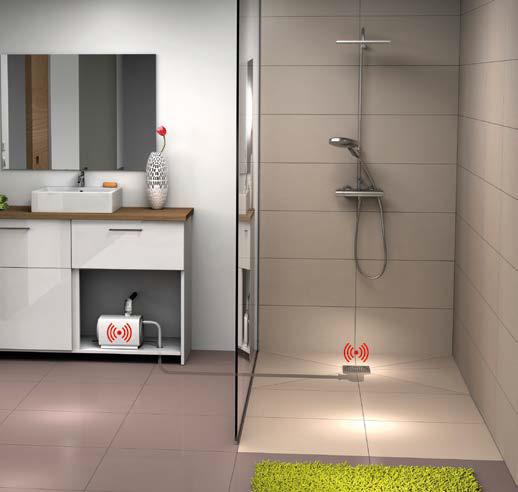 Saniflo   Sanifloor   6156   Residential   Lifestyle
