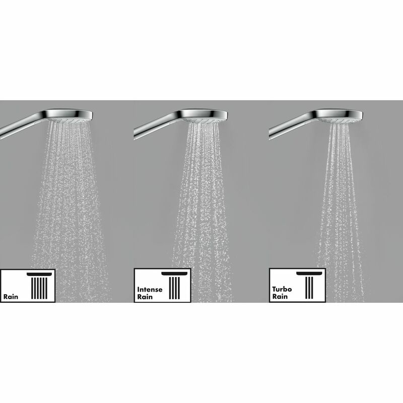 hansgrohe | Croma Select S | 26802400 | Shower Head | Feature 2