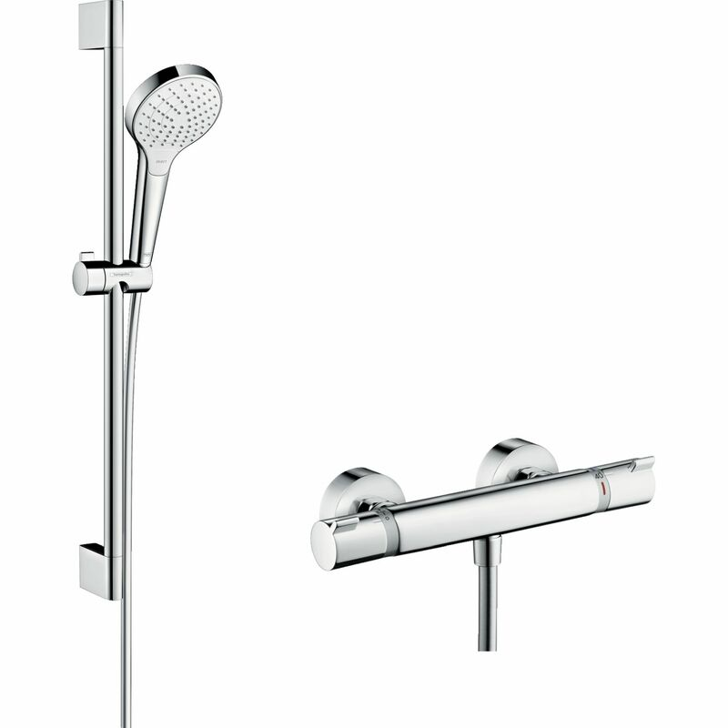 hansgrohe   Croma Select S   27013400   Multiple   Complete Shower