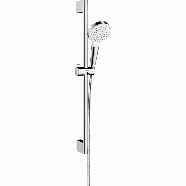 hansgrohe Crometta 26533400 Shower set 100 1jet with shower rail 65 cm