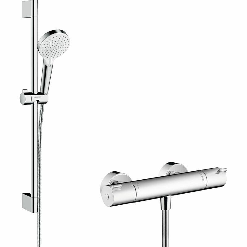 hansgrohe   Crometta   27812400   Multiple   Complete Shower