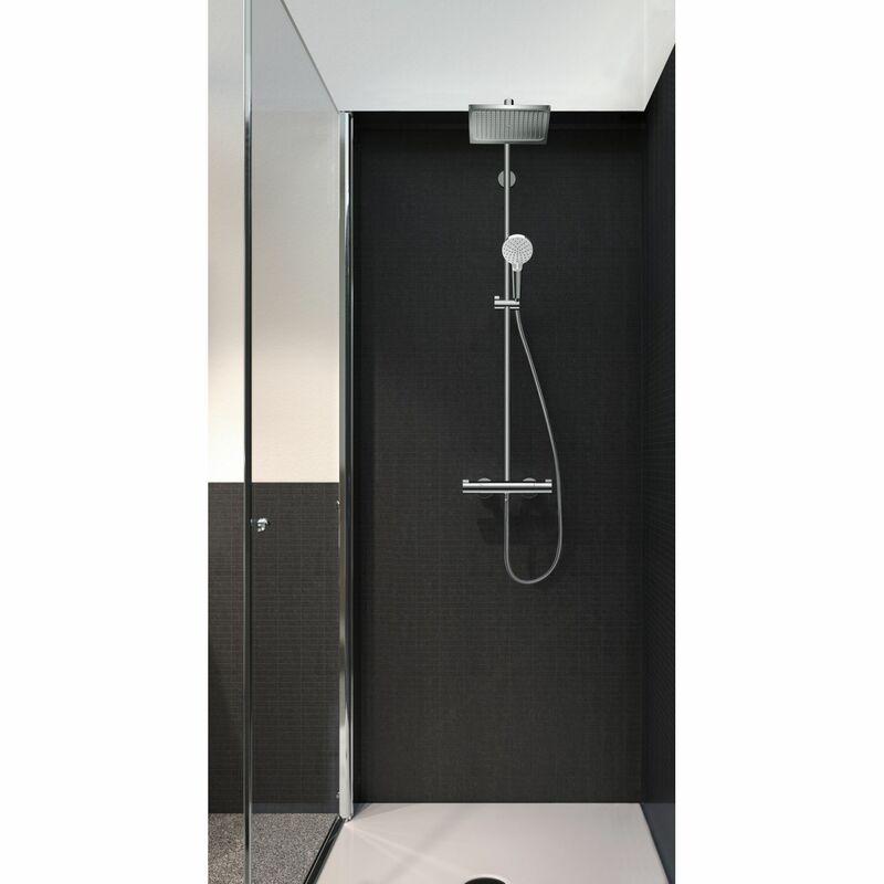 hansgrohe   Crometta E   27271000   Multiple   Complete Shower   Lifestyle1