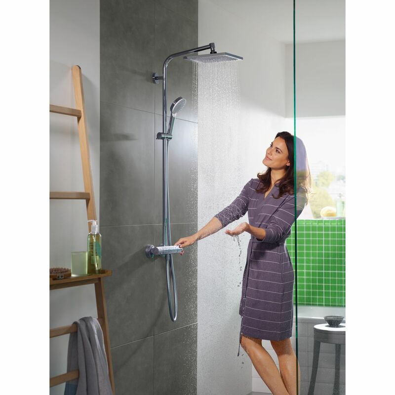 hansgrohe   Crometta E   27271000   Multiple   Complete Shower   Lifestyle2