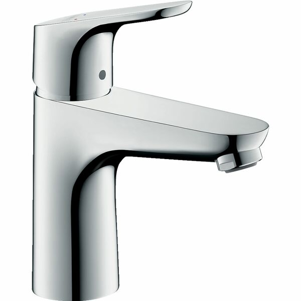 hansgrohe Focus 31517000 Single lever basin mixer 100 without waste
