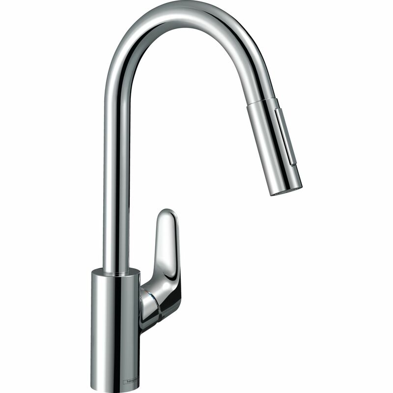 hansgrohe | Focus | 31815000 | Kitchen Sink Mixer