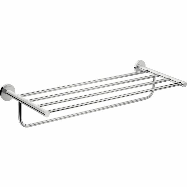 hansgrohe Logis Universal 41720000 Towel rack with towel holder