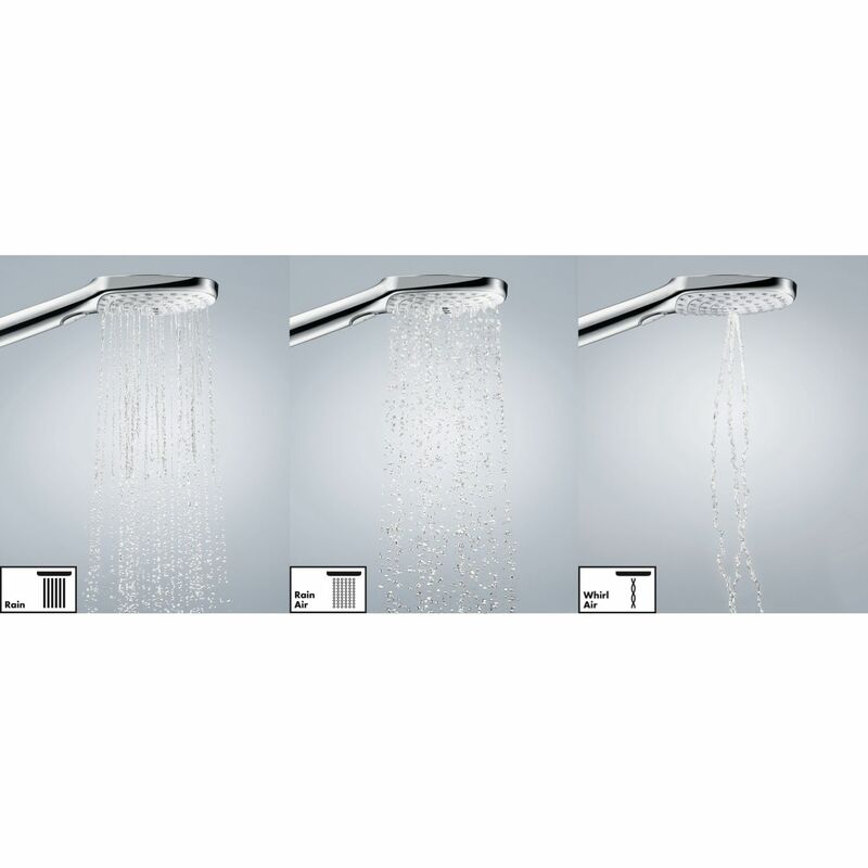 hansgrohe   Raindance Select E   26520000   Shower Head   Feature 1