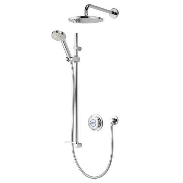 Aqualisa | Quartz Digital | QZD.A1.BV.DVFW.14 | Digital Shower