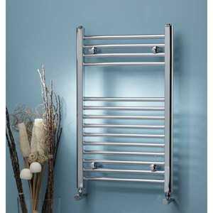 Kartell Straight 22 Towel Rail 400 x 1600 Chrome