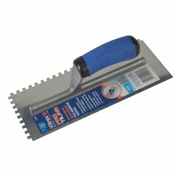 Vitrex 102957 Professional 6mm Notched Adhesive Trowel