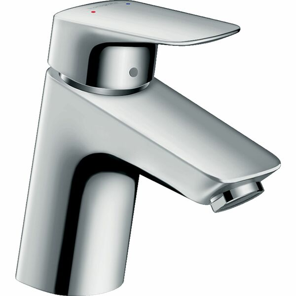 hansgrohe Logis 71071000 Single lever basin mixer 70 without waste